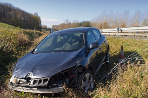 car accident negligence claim in Florida