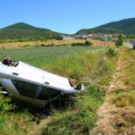 Overturned car: Lorenzo Wrongful Death Blog