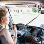 woman on radio in truck: Lorenzo & Lorenzo Truck Accidents Blog