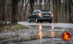 When Bad Weather Causes a Car Accident