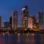 Tampa skyline at night: Lorenzo & Lorenzo Community Blog