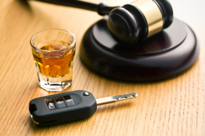 DUI accident damages
