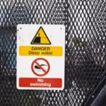 warning sign no swimming: Lorenzo & Lorenzo Personal Injury Blog