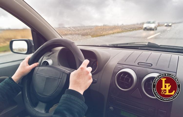 single-car crash liability