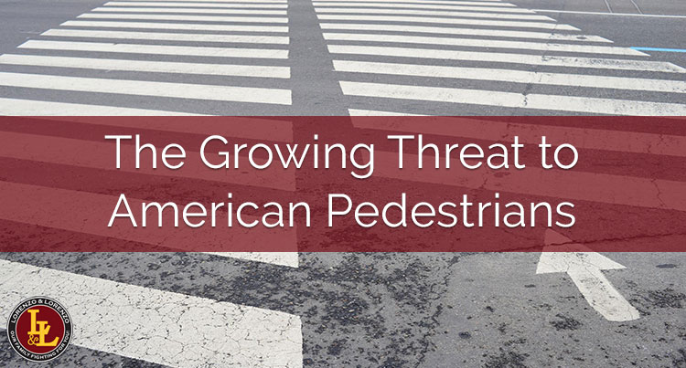pedestrian crosswalks are often the scene of accidents