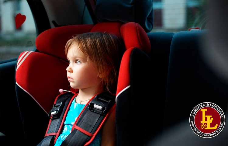 Florida law for leaving child in car
