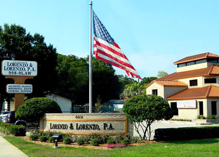 Personal Injury Law Office of Lorenzo & Lorenzo in Tampa, FL